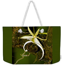 The Elusive And Rare Ghost Orchid Weekender Tote Bag