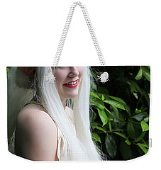 The Elven Queen Weekender Tote Bag
