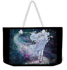 Weekender Tote Bag featuring the digital art The Emancipation Of Galatea by Amyla Silverflame