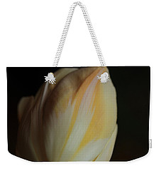 Weekender Tote Bag featuring the photograph The Empress  by Connie Handscomb