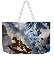 The Enchanted Horse Weekender Tote Bag