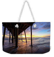 The Enchanted Pier Weekender Tote Bag
