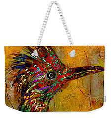 The Enchanted Roadrunner Weekender Tote Bag