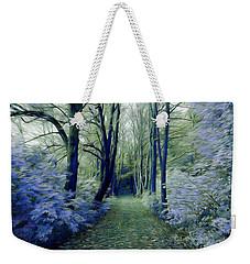 The Enchanted Wood Weekender Tote Bag