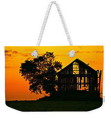 The End Is Near Weekender Tote Bag by Michael Peychich