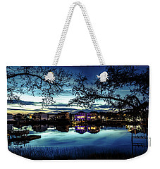The End Of Another Day Weekender Tote Bag