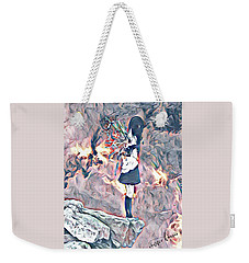 The End Of Hope Weekender Tote Bag