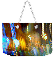 The Energy In Rome Weekender Tote Bag