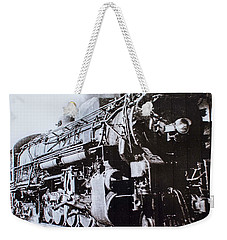 The Engine  Weekender Tote Bag