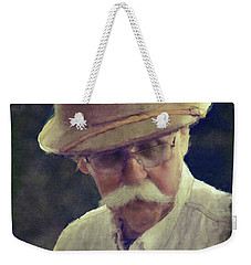 The English Gentleman Weekender Tote Bag