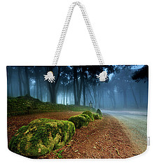 The Enlightenment Weekender Tote Bag by Jorge Maia