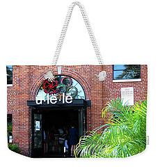 The Entrance At Ulele Weekender Tote Bag