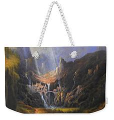 The Epic Journey Weekender Tote Bag
