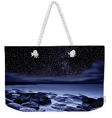 Weekender Tote Bag featuring the photograph The Essence Of Everything by Jorge Maia