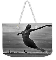 The Estranged Ocean Weekender Tote Bag
