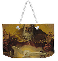 The Eternal Father Weekender Tote Bag