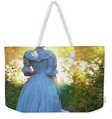 The Evening Walk Weekender Tote Bag