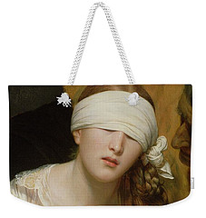 The Execution Of Lady Jane Grey Weekender Tote Bag