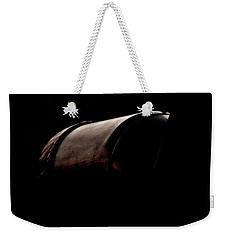 Weekender Tote Bag featuring the photograph The Exhaust by Paul Job