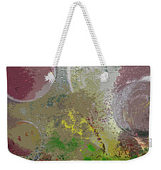 The Expanding Universe Weekender Tote Bag by Robert Margetts