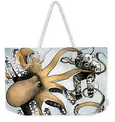The Explorer Weekender Tote Bag