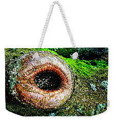 The Eye In The Tree Weekender Tote Bag