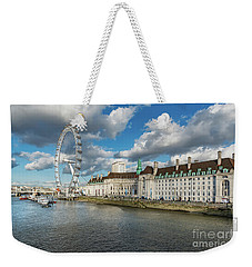 The Eye London Weekender Tote Bag