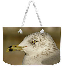 The Eye Of The Seagull Weekender Tote Bag