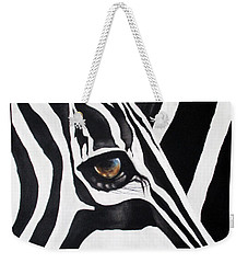 The Eye Of The Storm Weekender Tote Bag