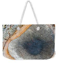 The Eye Of The Tree Weekender Tote Bag