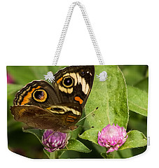The Eyes Are Watching Weekender Tote Bag by Steven Parker