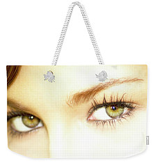 The Eyes Have It Weekender Tote Bag by Bob Pardue