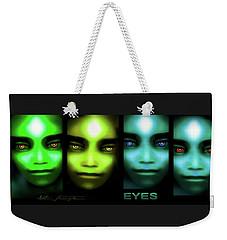 The  Eyes Have It Weekender Tote Bag