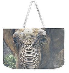 The Eyes Of Age Weekender Tote Bag by Mitch Shindelbower