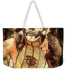 The Face Weekender Tote Bag