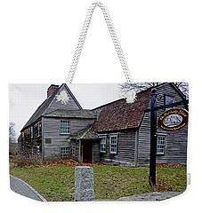 The Fairbanks House Weekender Tote Bag