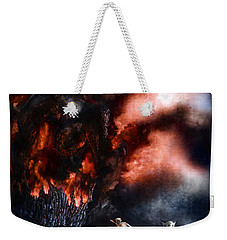 The Fall Of Azturath Weekender Tote Bag