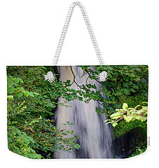 The Falls At Patie's Mill Weekender Tote Bag