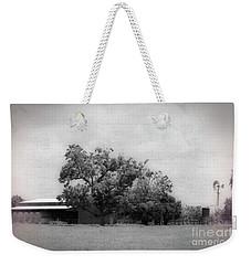 the Family Farm Weekender Tote Bag by Ella Kaye Dickey