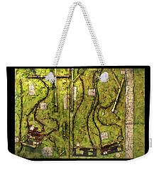 The Family Swing Set Weekender Tote Bag