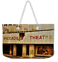 The Famous Beirut Picadilly Theater  Weekender Tote Bag by Funkpix Photo Hunter