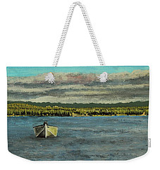 The Far Shore Weekender Tote Bag