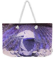 The Farmer Weekender Tote Bag