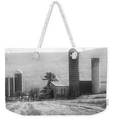 The Farm-after Harvest Weekender Tote Bag by Robin Regan