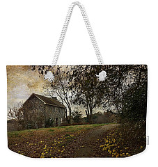 The Farm House  Weekender Tote Bag