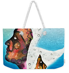 The Fates Chaos Into Hope Weekender Tote Bag
