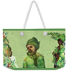 The Fauns Weekender Tote Bag