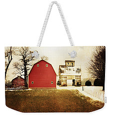 The Favorite Weekender Tote Bag by Julie Hamilton