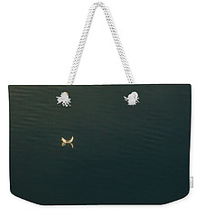 The Feather 2 Weekender Tote Bag by Timothy Latta