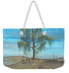 The Feather Tree Weekender Tote Bag